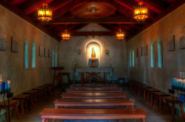 Shrine Chapel of La Leche, St. Augustine, Florida