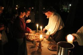 Navidad en el Viejo San Agustin