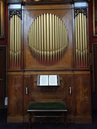 small english organ